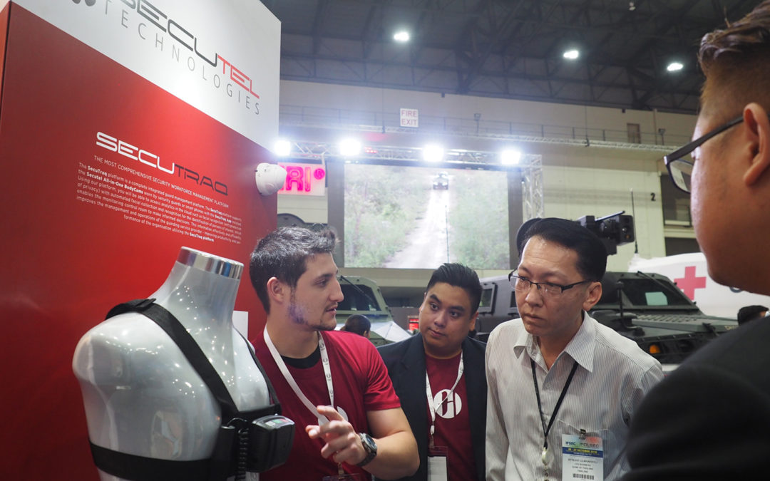 Secutel at IFSEC South East Asia